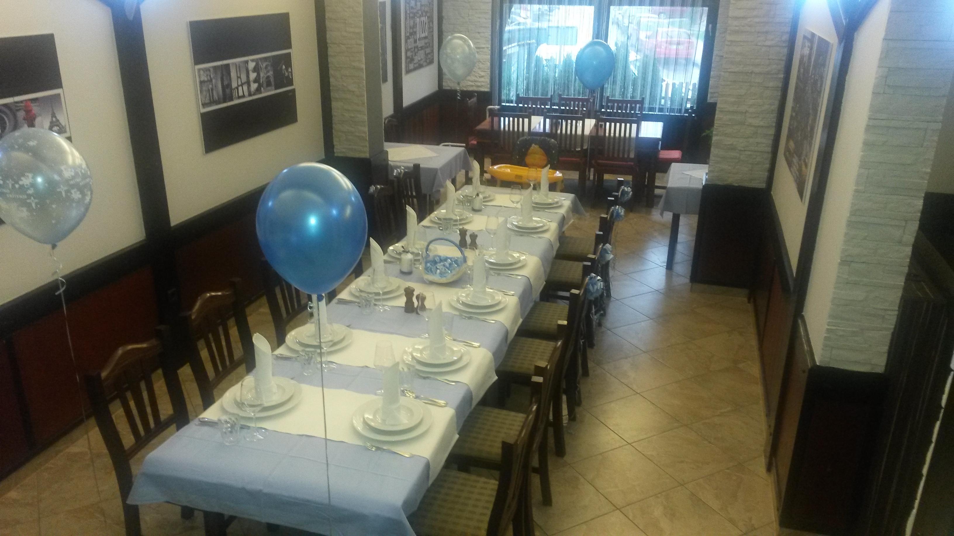 Krstitke, razne proslave i događaji u Ziher-u